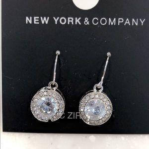 Fashion earrings-droop down